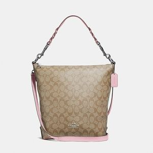 COACH SHOULDER BAG/ CROSS BODY.  NWT